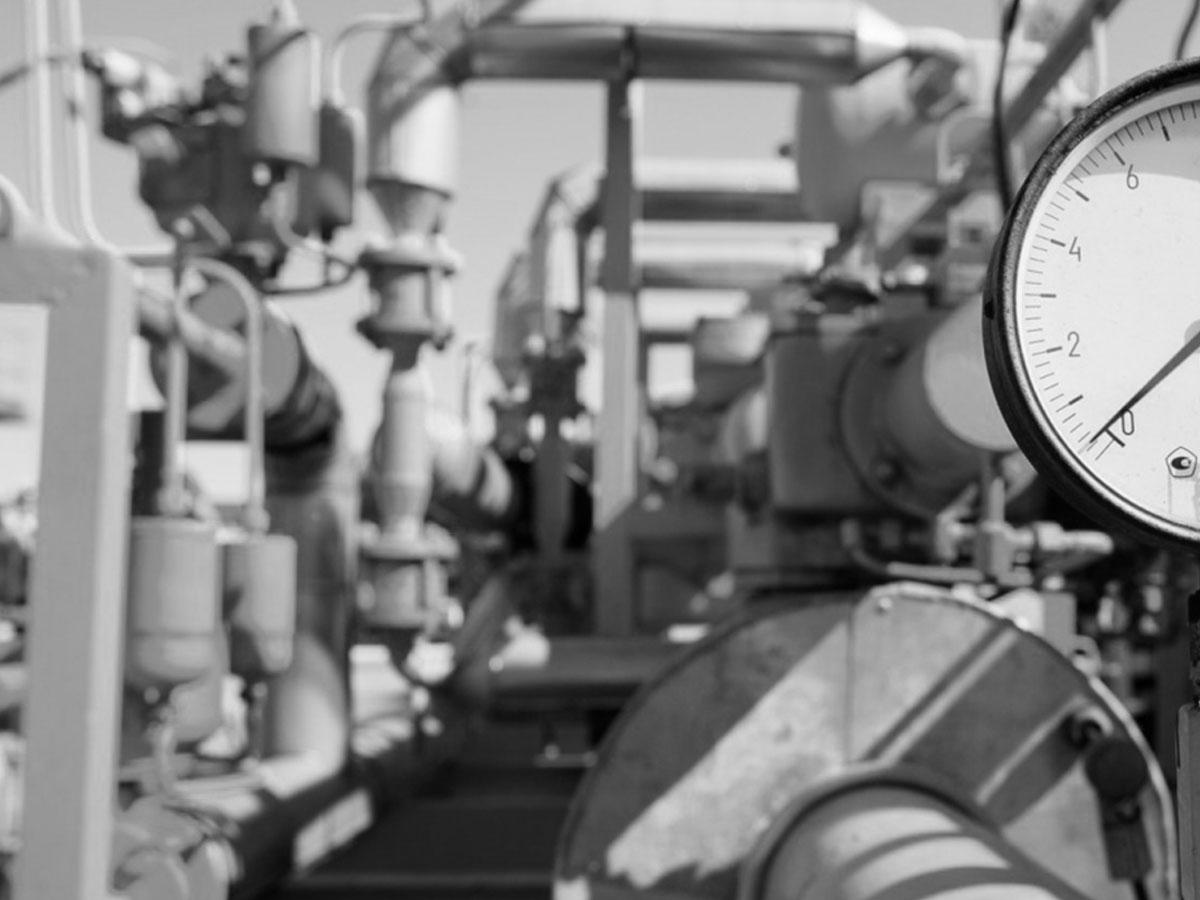 Inspeção e certificação de redes e ramais de distribuição de gás